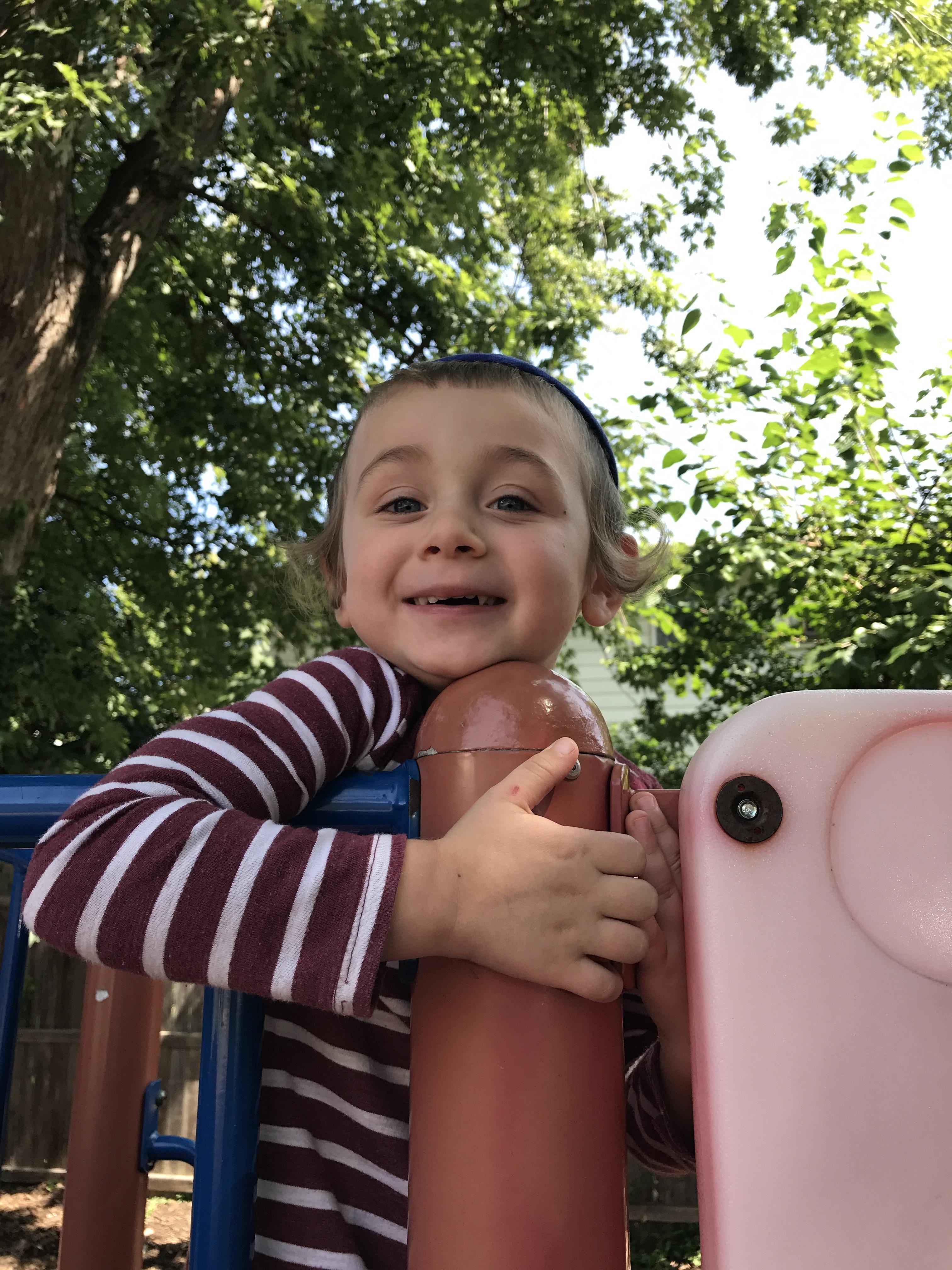 Playground. (Threes)